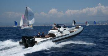 Лодка класса РИБ BRIG Eagle 10
