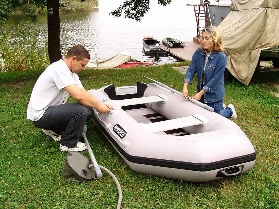 купить моторную лодку в германии