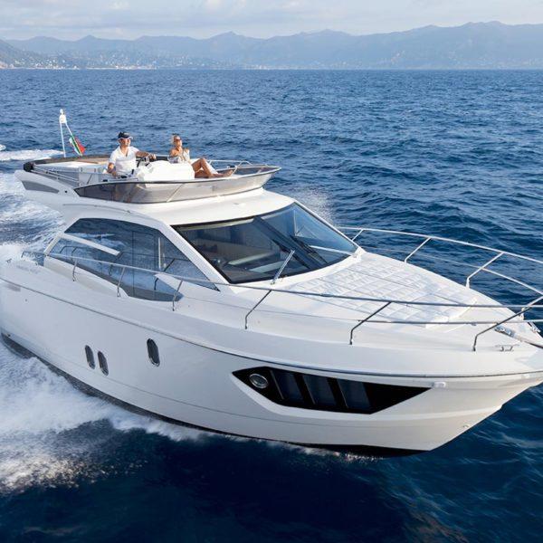 Яхта Absolute 40 3