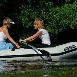 Гребные лодки Kolibri серии Стандарт