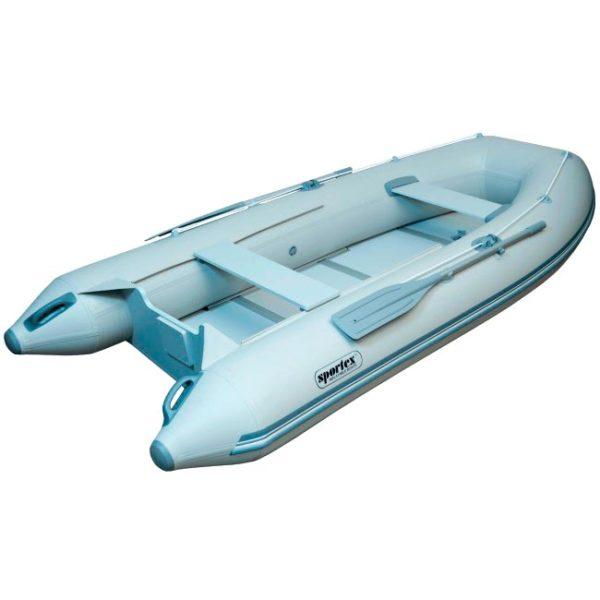 Надувная моторная лодка Sportex SSH330K 2