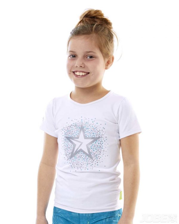Детская футболка Rash Guard Girls