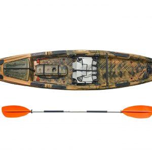 Kayak Fish and Go