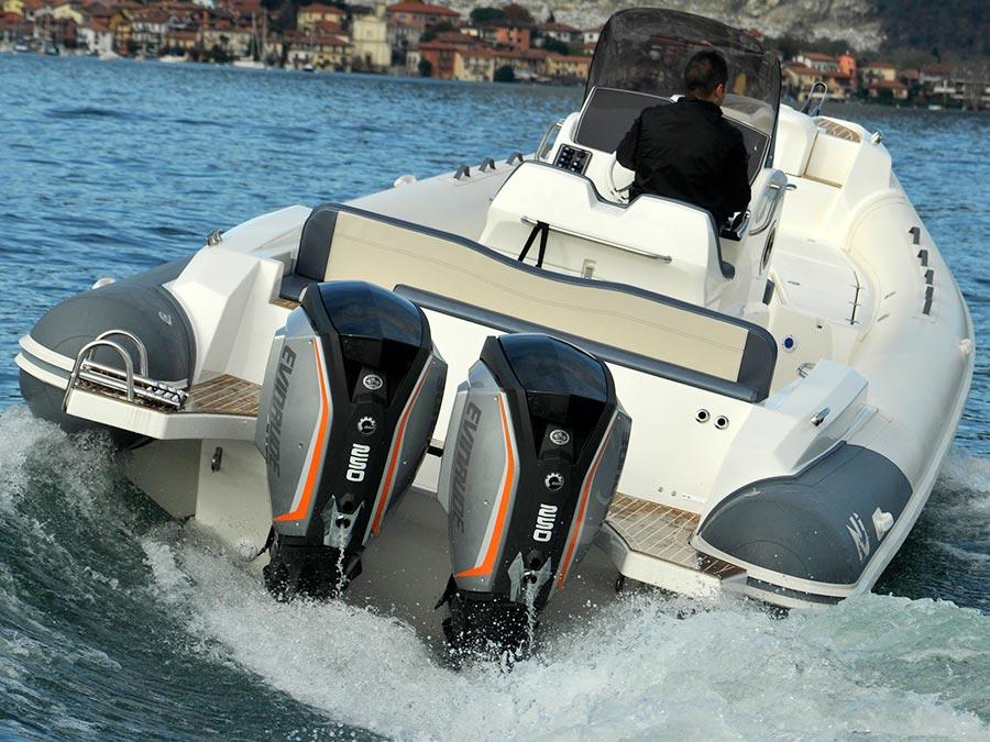 моторы Evinrude 3