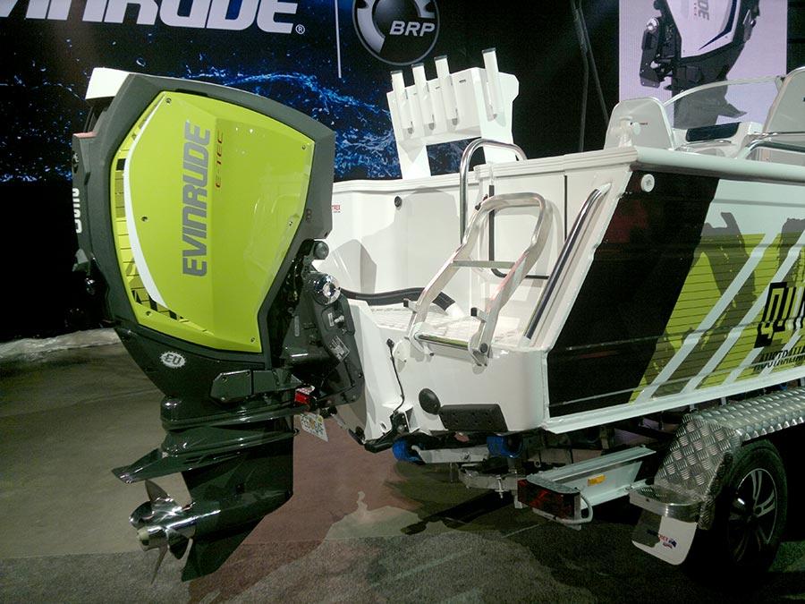 моторы Evinrude 4