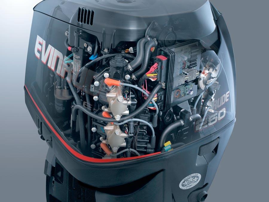моторы Evinrude 5