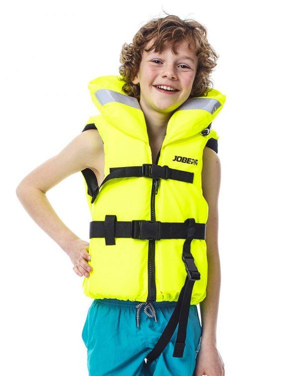 Детский страховочный жилет Comfort Boating Vest Youth Yellow