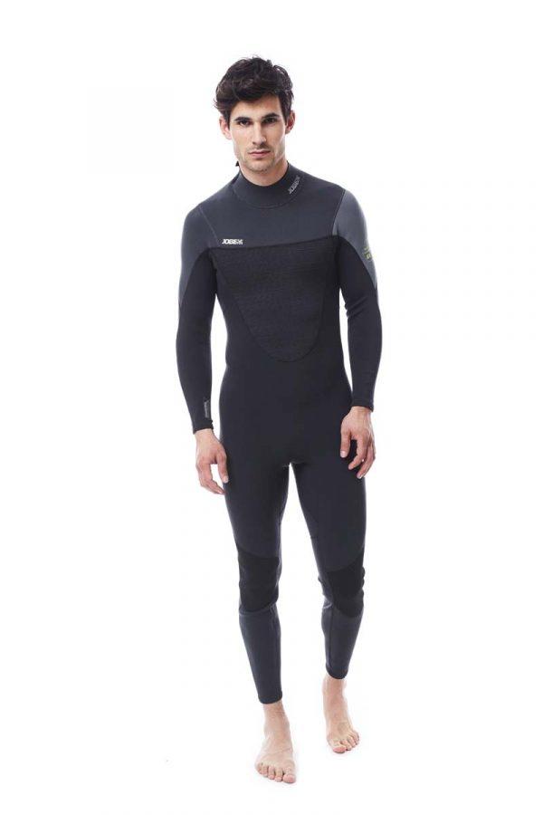 Гидрокостюм мужской Perth Fullsuit 3|2MM Graphite Grey
