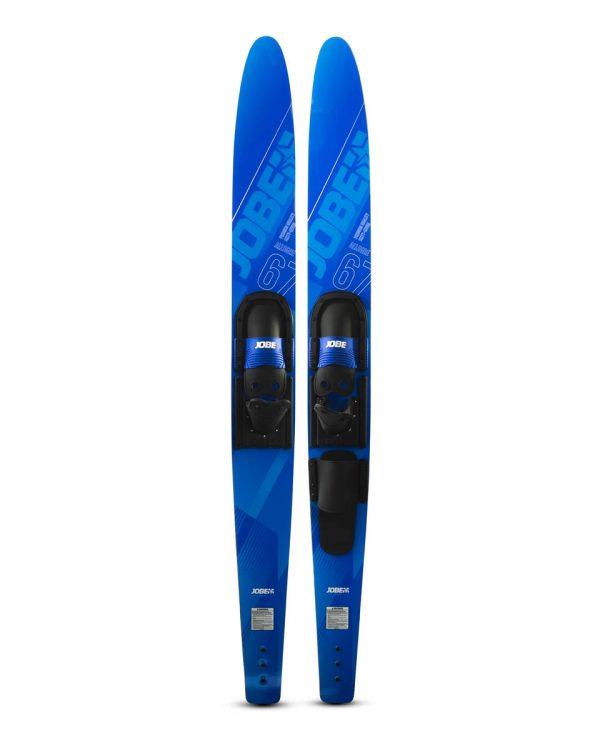 Лыжи водные Allegre Combo Skis Blue модель 2020 года