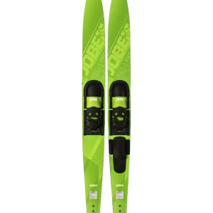 Лыжи водные Allegre Combo Skis Lime Green
