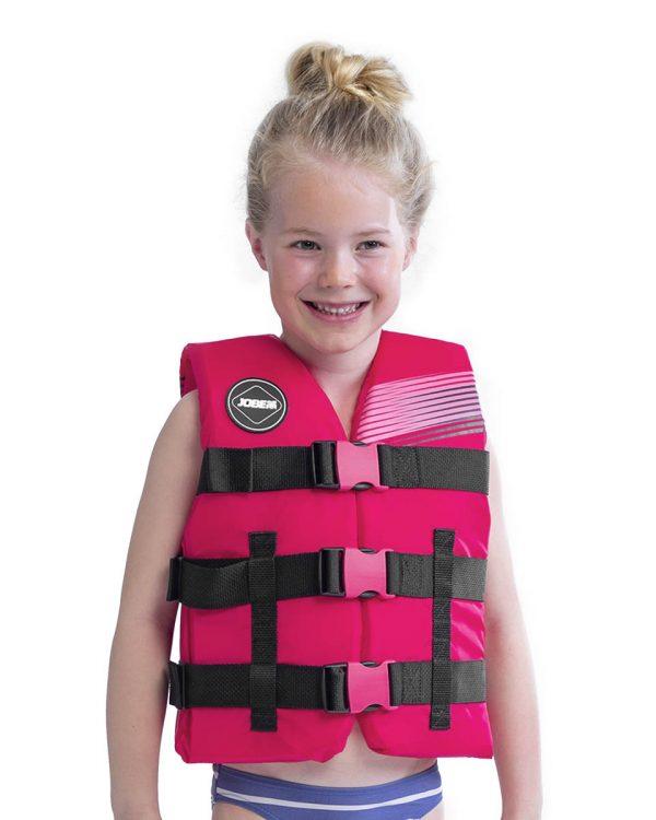 Жилет страховочный детский Nylon Vest Youth Hot Pink