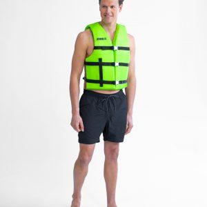 Жилет страховочный Universal Vest Lime Green унисекс