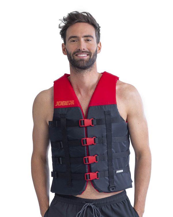 Страховочный жилет унисекс Dual Vest Red