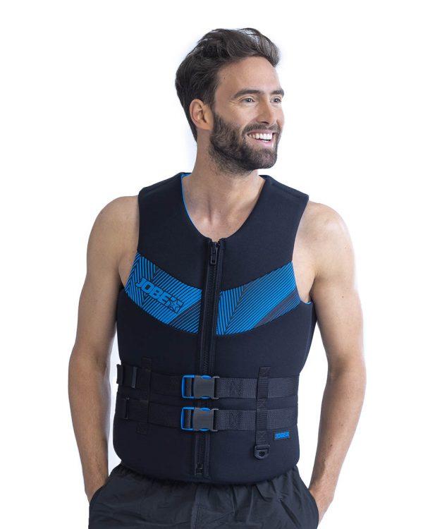 Жилет страховочный мужской Neoprene Vest Men Blue