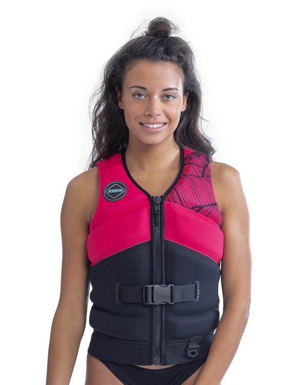 Жилет страховочный женский Unify Vest Women Hot Pink