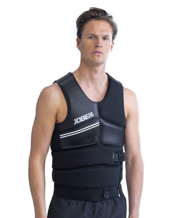 Жилет страховочный мужской Unify Vest Side Entry Black