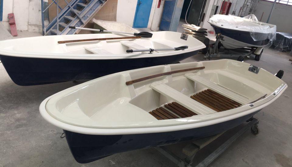 Лодки П-450