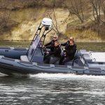 BRIG NAVIGATOR 730 IB С ДИЗЕЛЬНЫМ СТАЦИОНАРОМ