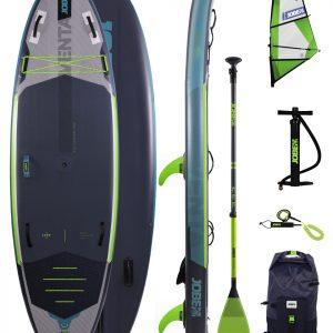 Venta 9.6 Inflatable Windsurf SUP Package + Venta Sup Sail