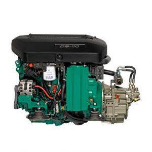 Дизельный двигатель Volvo Penta D3-110